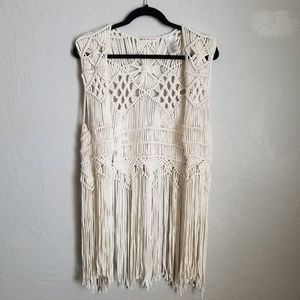 H&M Official Coachella Collection Vest